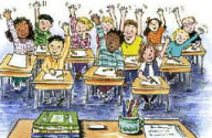 enthusiastic-classroom R