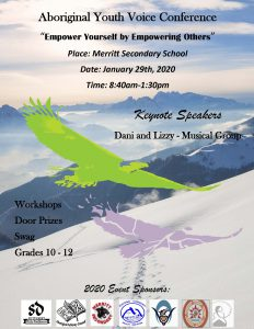 Youth Leadership Conference @ Merritt Secondary School