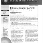 Self-Injury and Recovery Program